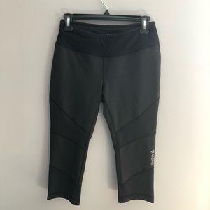 Reebok Cropped Workout Leggings